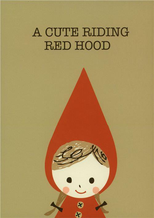 red-riding-hood-Shinzi-Katoh-fairy-tale-postcard-cute-Red-Riding-Hood-162569-1