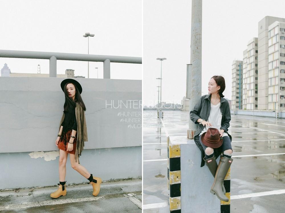 [活動] 我的音樂祭穿搭 ♥ Hunter Rock 11/14台北漢諾威馬場準時開唱