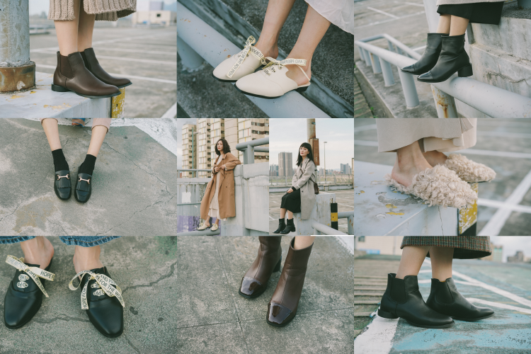 [美鞋] FM SHOES x MLCRAZYBUY♥ 穿自己想要的