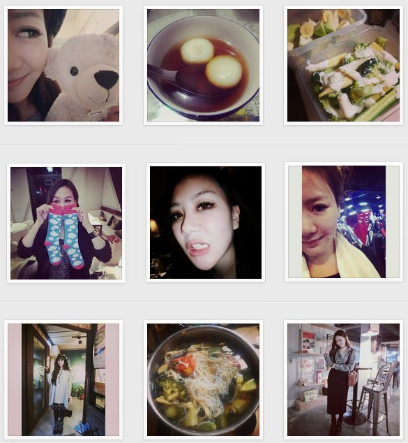 [TALK] Instagram Diary ♥ 2013-2014小雜唸