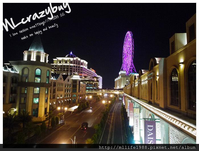[遊記] 台灣趴趴走♥義大世界購物廣場
