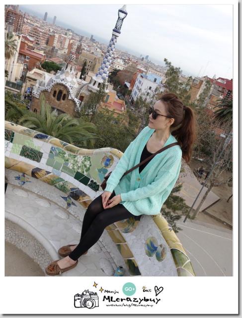 [西班牙] 遊記之前&巴塞隆納奎爾公園 ♥ 饅姐歐遊記 (1)