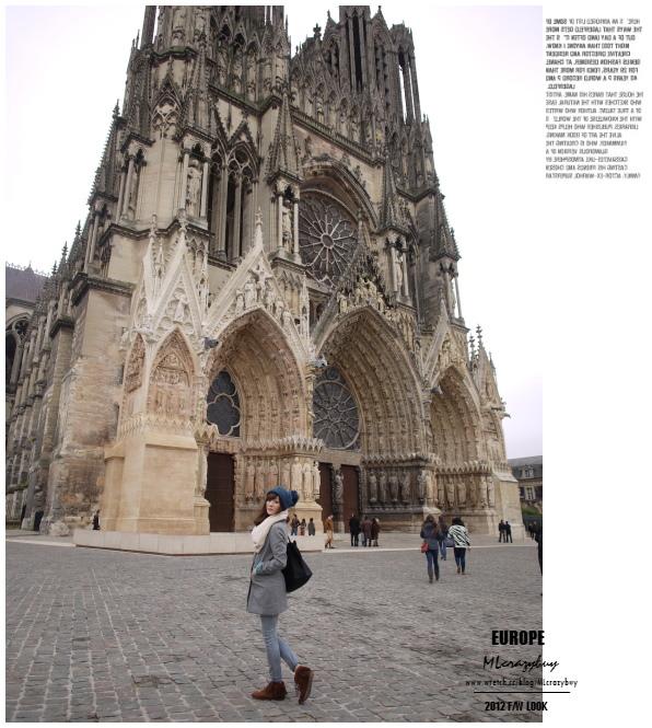 [歐洲] 歐洲遊第四章♥奢糜華麗的法國:漢斯+凡爾塞宮